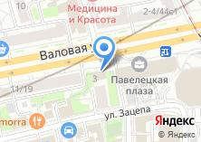 Компания «КБ Стар альянс» на карте