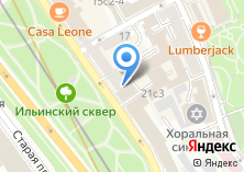 Компания «Бизнес Лайтхаус» на карте