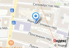 Компания «Клиника дентальной косметики» на карте