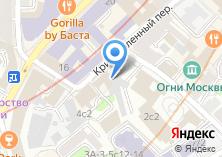 Компания «Сириус Телеком» на карте