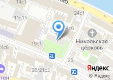 Компания «Детский сад №2022» на карте