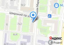 Компания «Мир и Безопасность» на карте