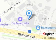 Компания «Автофристайл официальный дилер ГАЗ» на карте