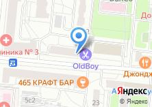 Компания «Косметологический салон» на карте