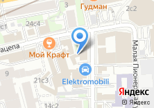 Компания «Хазар-Трэвел» на карте