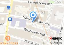 Компания «Ю-Дисижн» на карте