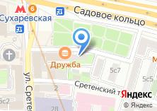 Компания «Третьяков и партнеры» на карте