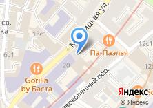 Компания «Холидей М» на карте