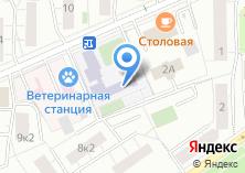 Компания «Средняя общеобразовательная школа №304» на карте
