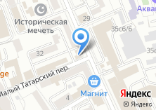 Компания «Паблисити» на карте