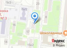 Компания «ОДС Инженерная служба Останкинского района» на карте