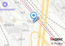 Компания «Шиномонтажная мастерская на Рижской площади» на карте