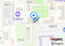 Компания «АМГ Видео» на карте