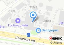 Компания «Доставка обедов» на карте