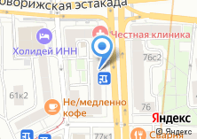 Компания «Идея банк» на карте