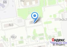 Компания «ДЕЗ района Медведково Южное» на карте