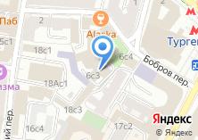 Компания «Московский Международный Центр Перевода» на карте