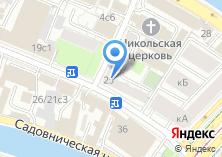 Компания «АКБ БВА БАНК» на карте
