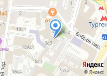 Компания «Нотариус Андрюхина Е.Н» на карте