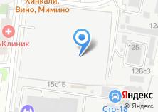 Компания «KupiBamper.ru» на карте