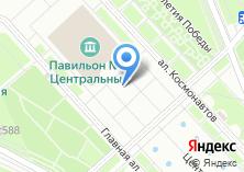 Компания «ООО Мерсана» на карте