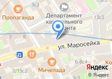 Компания «КФ Русич» на карте