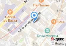 Компания «Репортер» на карте