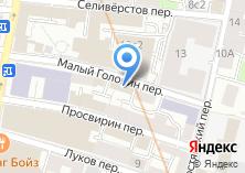 Компания «Музей народной графики» на карте