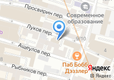 Компания «Бахтриони» на карте
