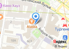 Компания «Летал и Шагал» на карте