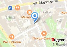Компания «ПрофЭнергоСнаб» на карте