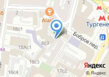 Компания «Нотариус Климова Е.Н.» на карте