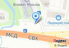 Компания «Автостоянка №35» на карте