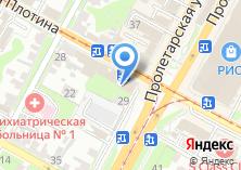 Компания «Тульская оптика» на карте