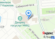 Компания «Ивановотекстиль» на карте