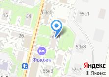Компания «Рябинка» на карте