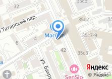 Компания «МФБАНК» на карте
