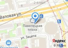 Компания «Пиццаролле» на карте