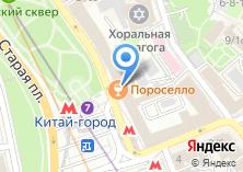 Компания «Алла Принт» на карте