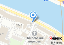 Компания «Российские инвестиции» на карте