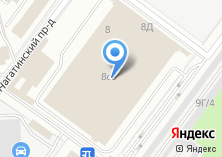 Компания «Автобусный парк №9» на карте