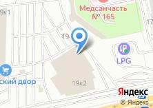Компания «Santemo» на карте