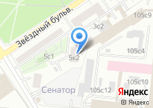 Компания «Офис-77» на карте