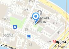 Компания «САНАМ» на карте