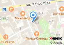 Компания «Fotkins.ru» на карте