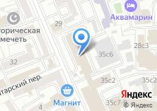 Компания «ТВ Центр» на карте