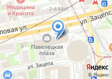 Компания «Futuland» на карте