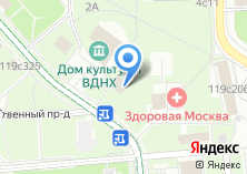 Компания «Московский музей анимации» на карте