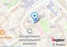 Компания «Сетьстрой» на карте