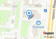 Компания «Булочная-кондитерская» на карте